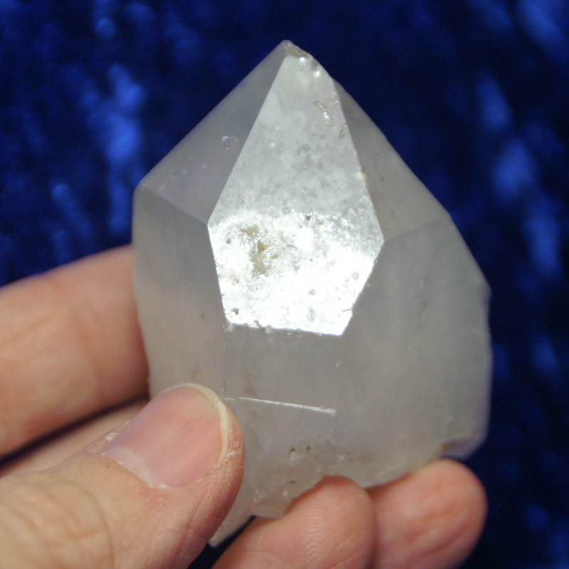 01247 ARKANSAS QUARTZ CRYSTAL POINT