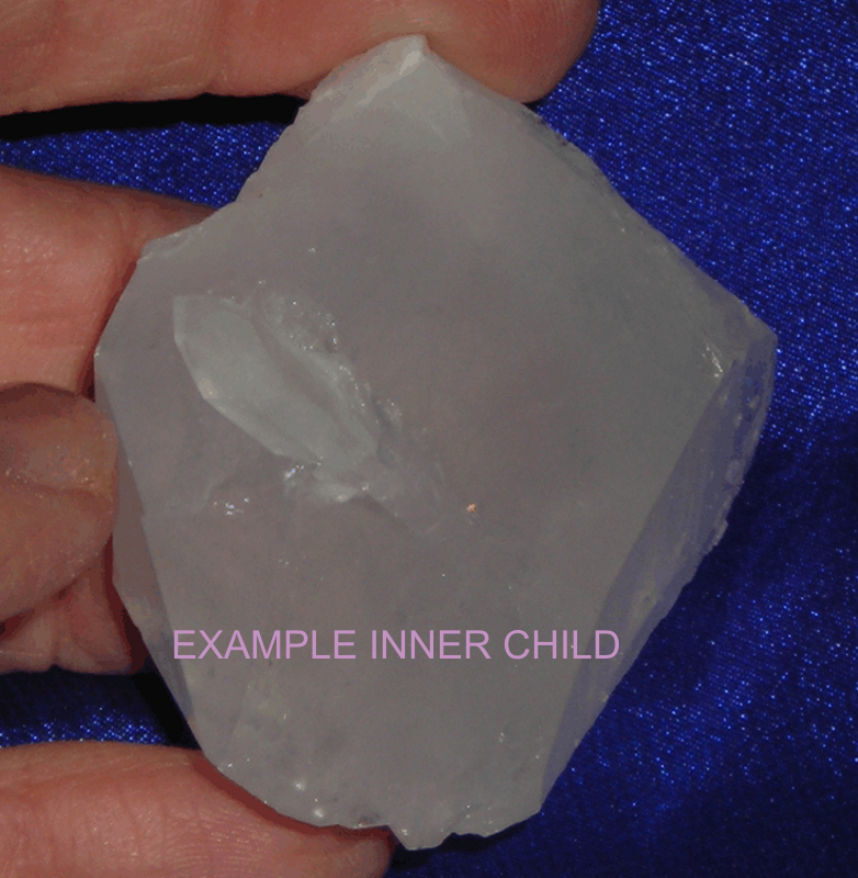 Inner Child Quartz Crystal