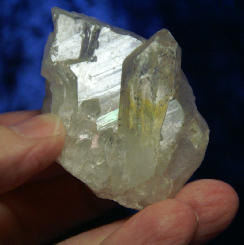 01190 ARKANSAS QUARTZ CRYSTAL POINT