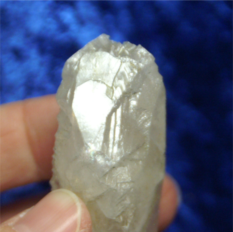 01193 ARKANSAS QUARTZ CRYSTAL POINT
