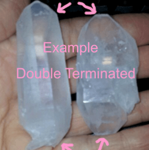double terminated