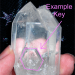 key crystal
