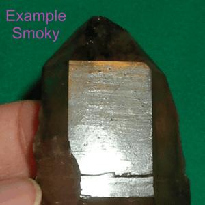 smoky crystal