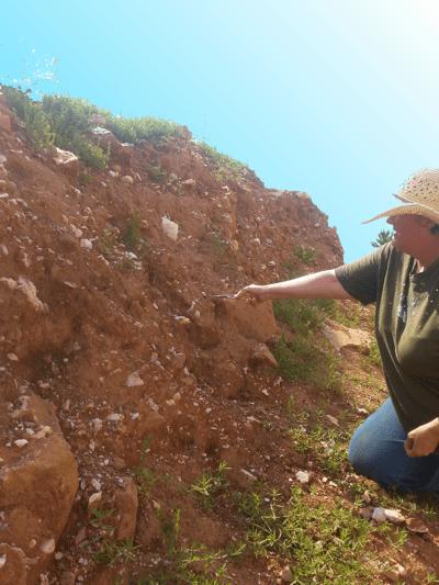 dig your own Arkansas quartz crystal in Mount Ida, Arkansas