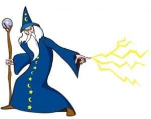 image wizard - negative crystals