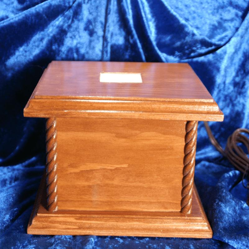 LIGHTED DISPLAY BOX 005