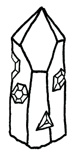 Key Quartz Crystal