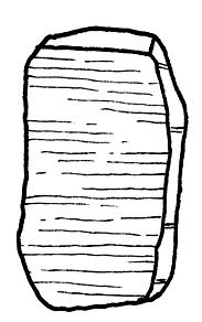Sheet Quartz Crystal