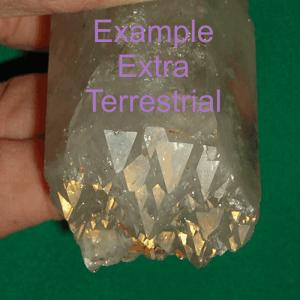 Extra Terrestrial, ET, Extra Termination