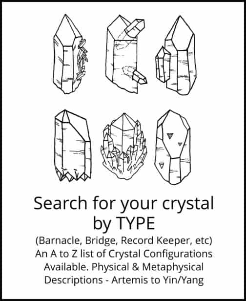 image: shop by crystal type at Arkansas Crystal Works