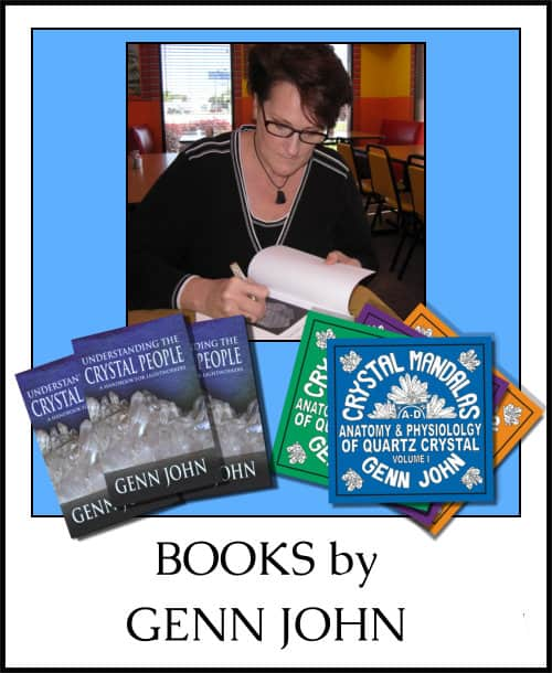 image Arkansas Crystal Works Books by Genn John