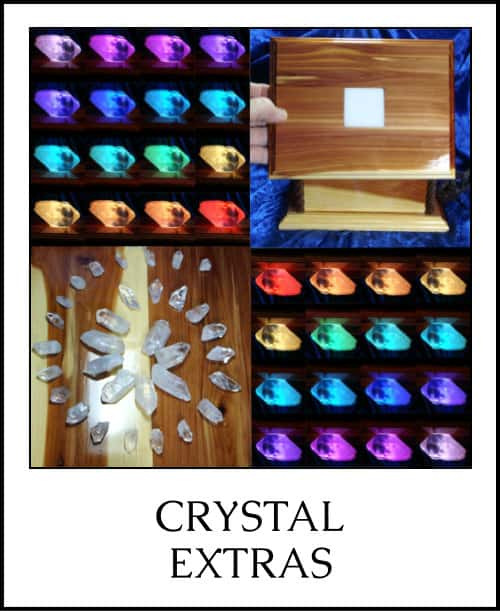 image Arkansas Crystal Works Crystal Extras
