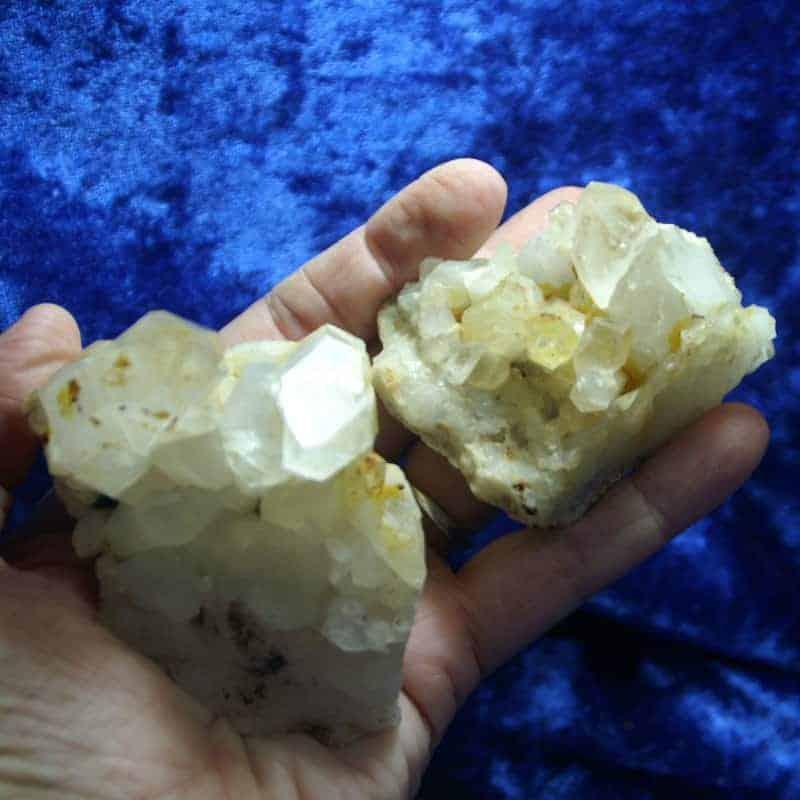 Quartz Crystal Cluster 00141