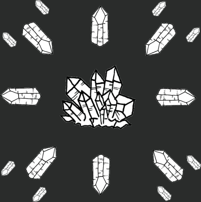 image crystal grid