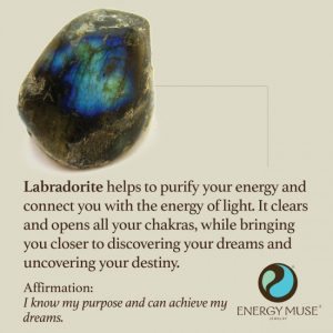 photo of labradorite from Energy Muse Jewelry