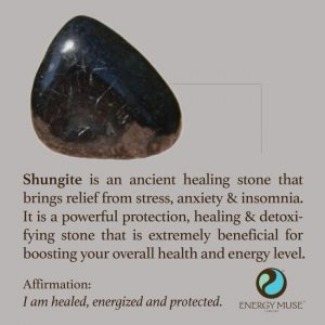 shungite photo from energy muse