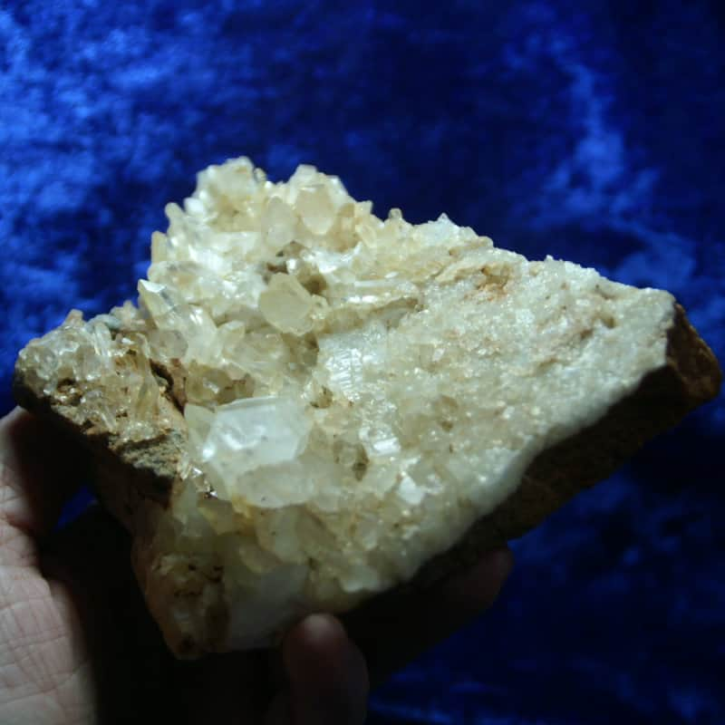 Quartz Crystal Cluster 00149