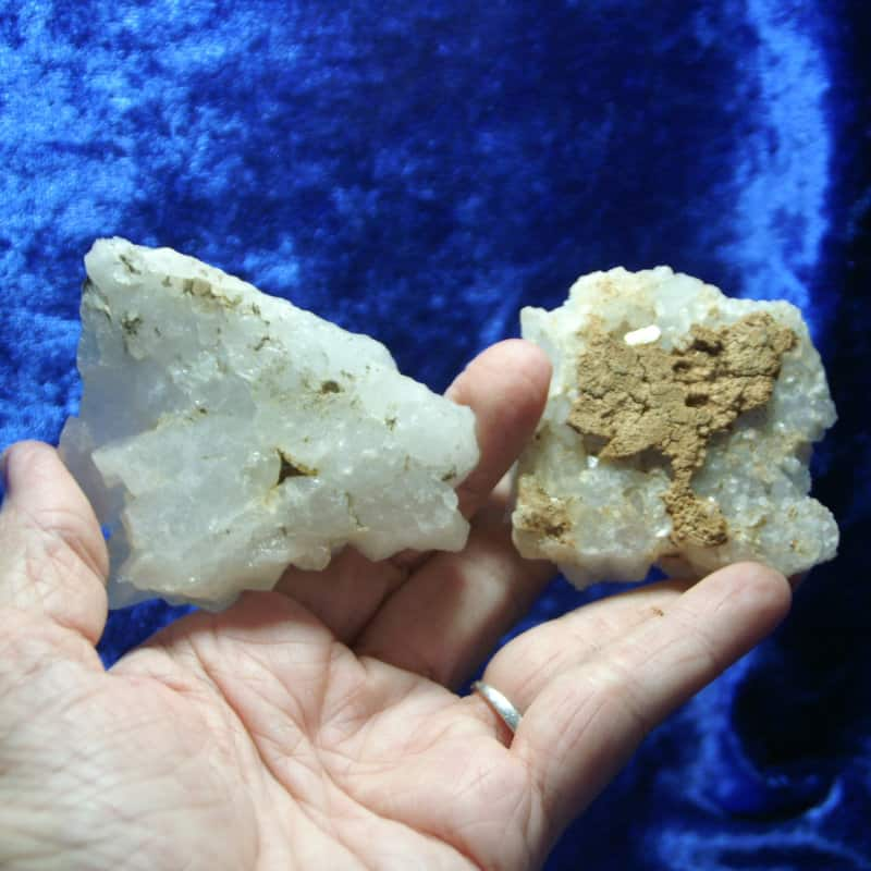 Quartz Crystal Cluster 00160