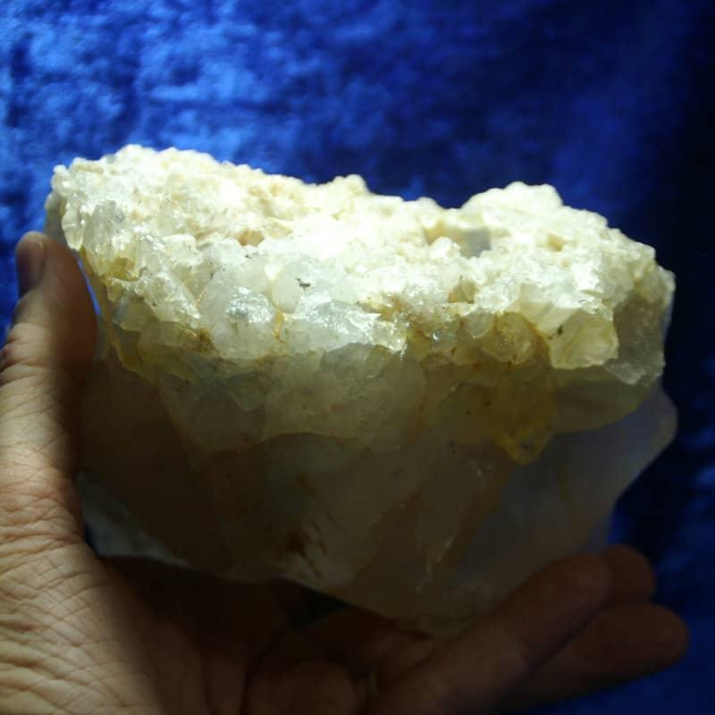 Quartz Crystal Cluster 00190
