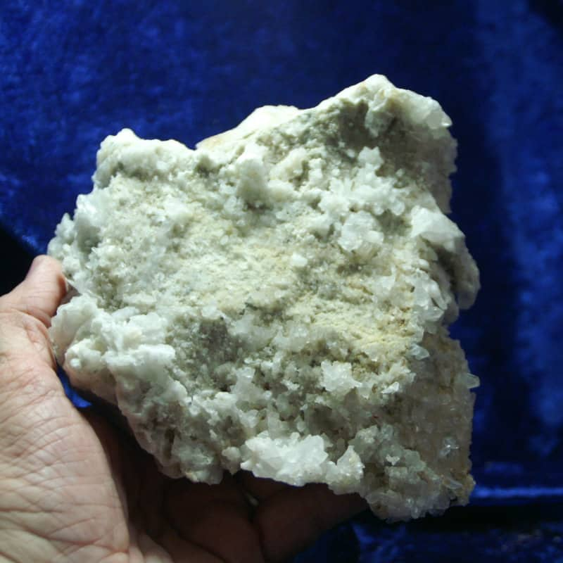 Quartz Crystal Cluster 00198