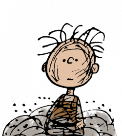 clipart gallery cleansing Pig Pen Charlie Brown