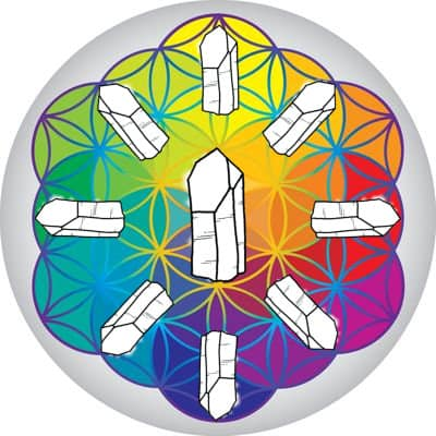 Law of Attraction Flower of life