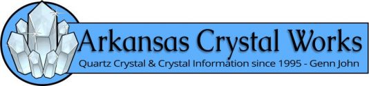 image Arkansas Crystal Works Logo